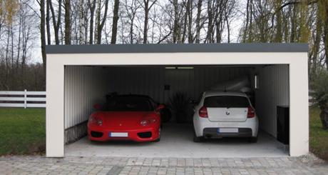 exklusive garagen angebote und preise im vergleich. Black Bedroom Furniture Sets. Home Design Ideas